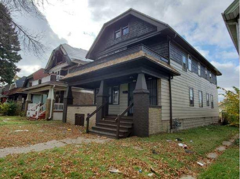 3851 N 24th Pl, Milwaukee, WI by The Overland Company $99,900