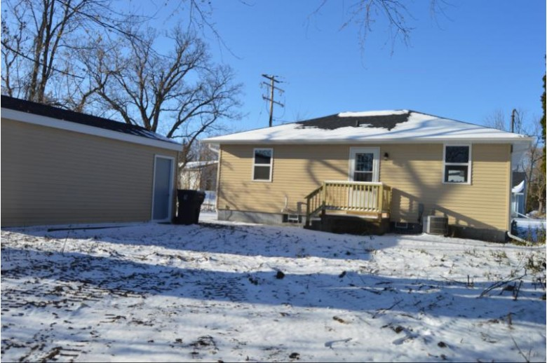 209 Milwaukee Ave, Cascade, WI by Coldwell Banker Realty $125,000