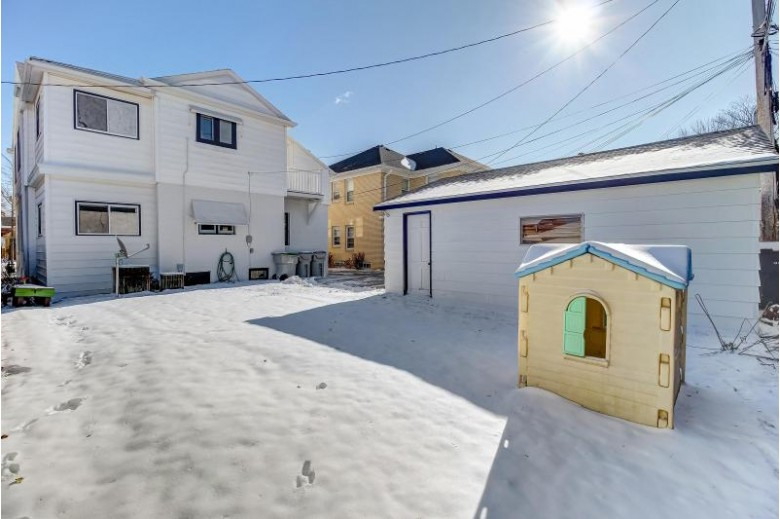 2753 N 69th St 2755, Milwaukee, WI by Keller Williams Realty-Milwaukee Southwest $225,000