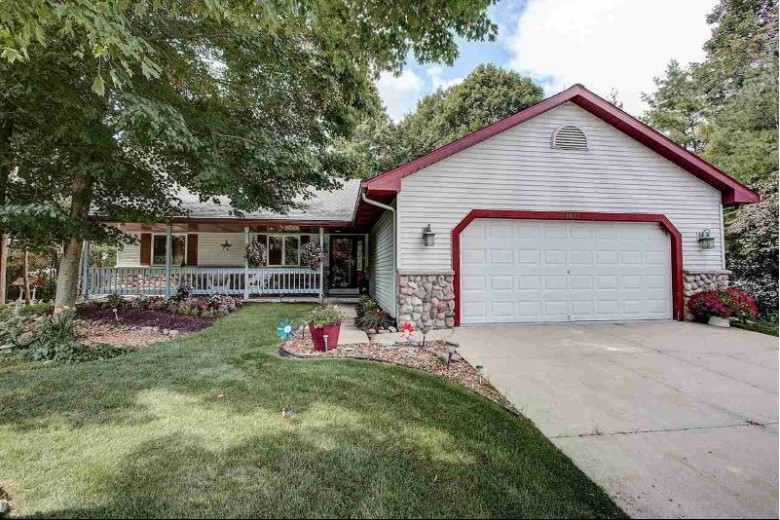 1031 Olympic  Dr, Slinger, WI by Non Mls $304,400