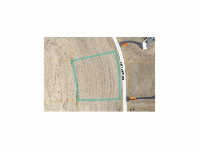 Ashland Drive Lot 25, Campbellsport, WI by Adashun Jones, Inc. $60,000