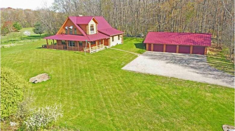 N8181 Hwy 49, Iola, WI by Keller Williams Fox Cities $399,000