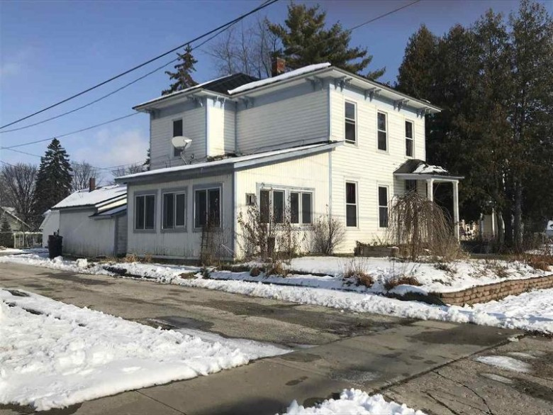 909 Fremont Street, Algoma, WI by Todd Wiese Homeselling System, Inc. $30,000
