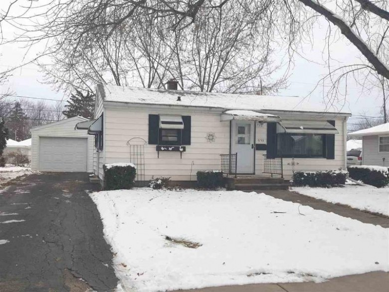 933 Gail Avenue, Neenah, WI by Coldwell Banker Real Estate Group $85,900