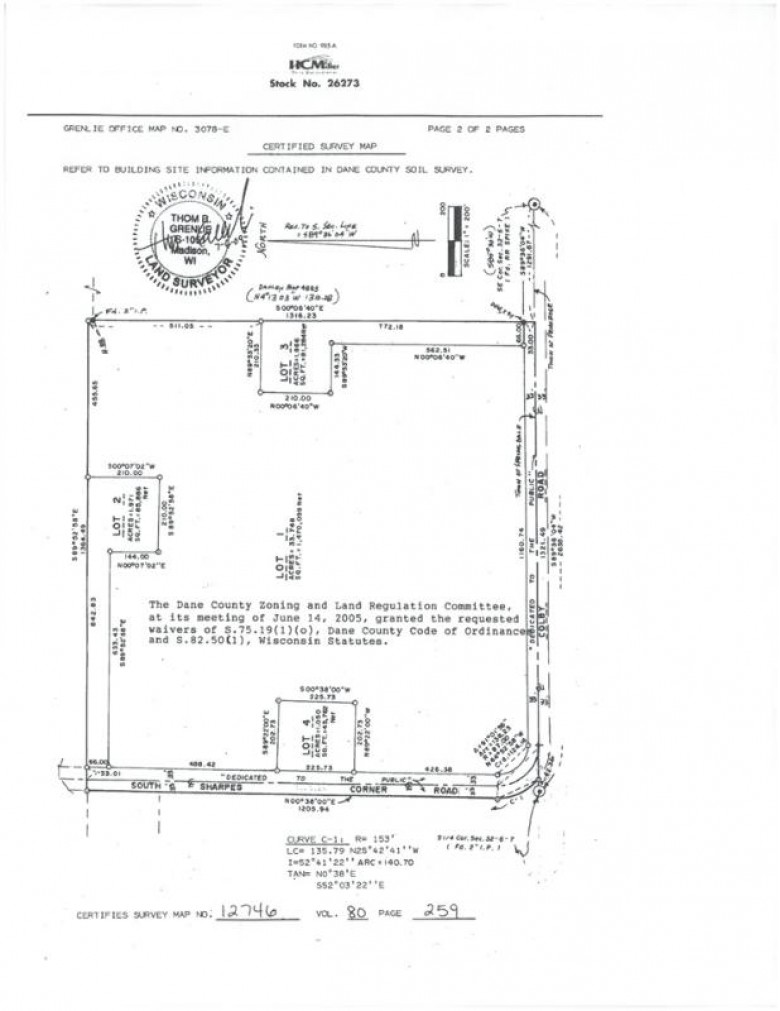 L3 Colby Rd, Mount Horeb, WI by Bunbury & Assoc, Realtors $150,000