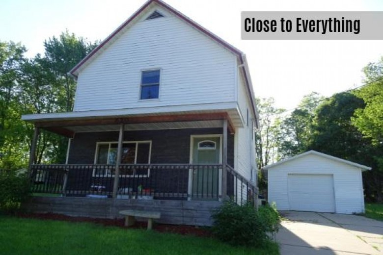 620 Commerce St, Mineral Point, WI by Potterton-Rule Inc $120,000