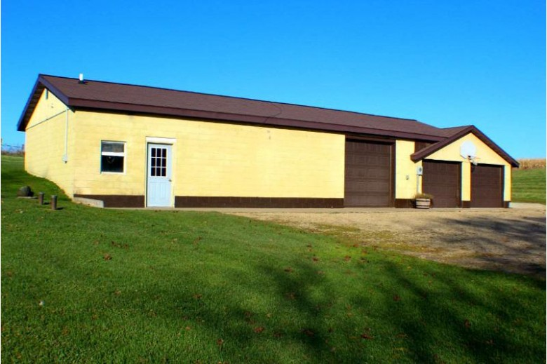 21950 County Road G, Tomah, WI by Century 21 Gold Award Homes Llc $198,000