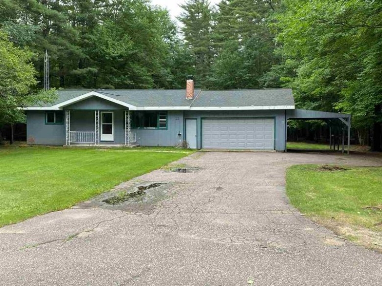 8069 Mohawk Tr, St. Germain, WI by South Central Non-Member $79,900
