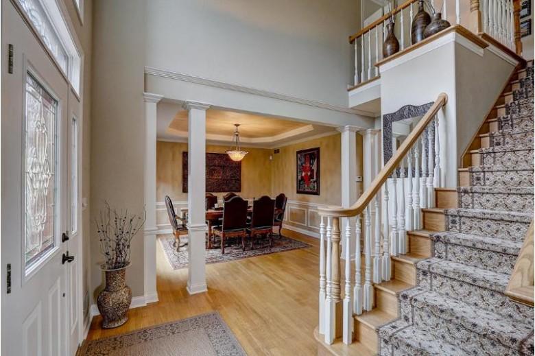 N53W16656 Whitetail Run, Menomonee Falls, WI by First Weber Real Estate $549,900