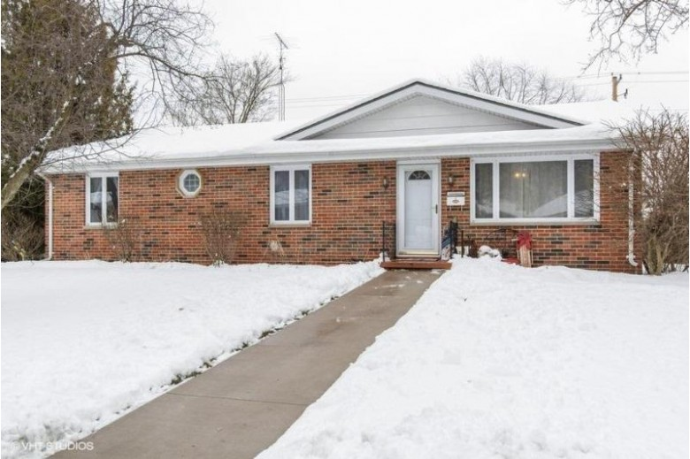 228 Wisconsin St, Mayville, WI by Coldwell Banker Realty $179,900