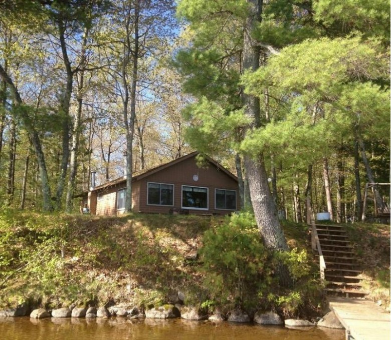 1758 S Strawberry Point Dr, Minocqua, WI by Re/Max Realty 100 $220,000