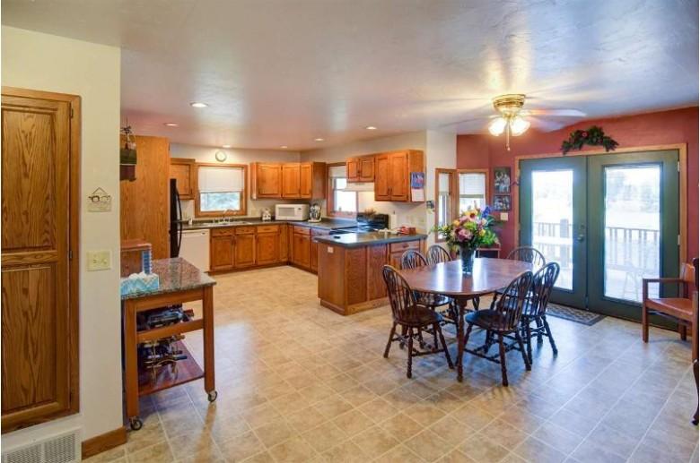 N7640 Hwy 47, Black Creek, WI by EXP Realty LLC $300,000