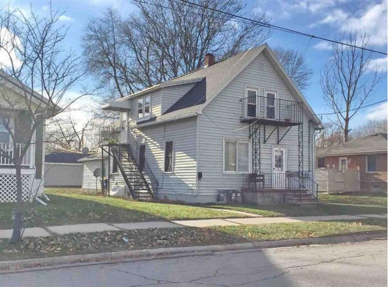 1112 Day Street, Green Bay, WI by Mark D Olejniczak Realty, Inc. $79,900