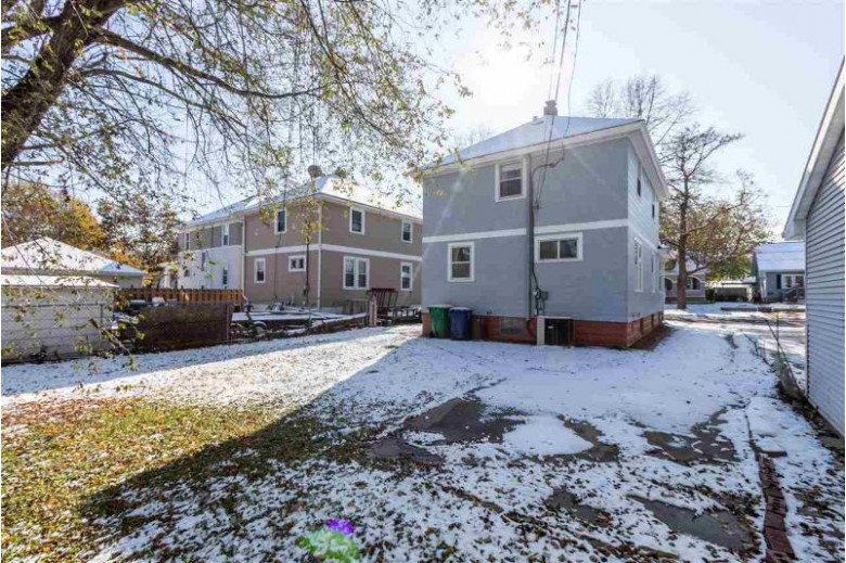 712 James Street, Green Bay, WI by Coldwell Banker Real Estate Group $97,900