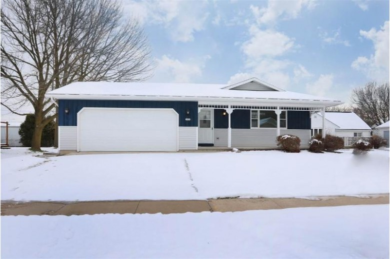1039 N 43rd Street, Manitowoc, WI by Coldwell Banker Real Estate Group $149,000