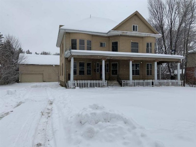 423 S Andrews Street, Shawano, WI by Coldwell Banker Real Estate Group $59,900