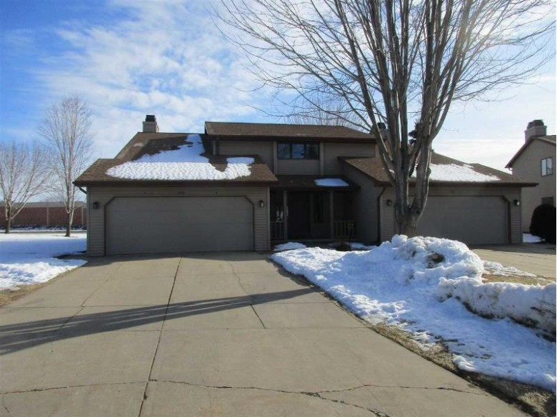 2391 Cedar Ridge Court, Green Bay, WI by Coldwell Banker Real Estate Group $89,900