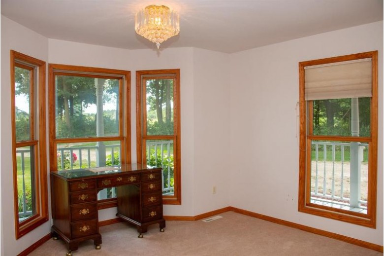 S1776 Blue Ridge Dr, La Valle, WI by First Weber Real Estate $269,900