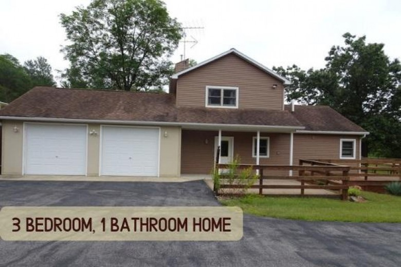 33449 Valley Ln, Lone Rock, WI by Potterton-Rule Inc $164,900