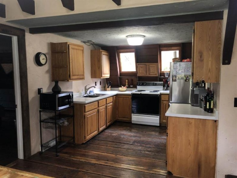N3509 11th Dr, Montello, WI by First Weber Real Estate $209,900