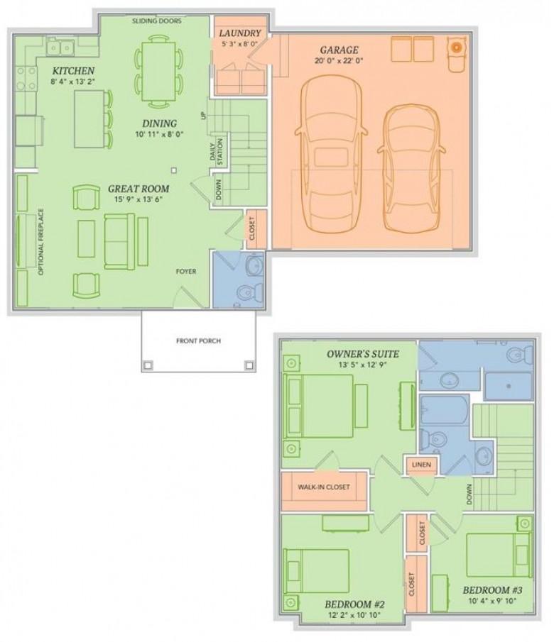904 Sugar Maple Ln, Verona, WI by Stark Company, Realtors $334,249