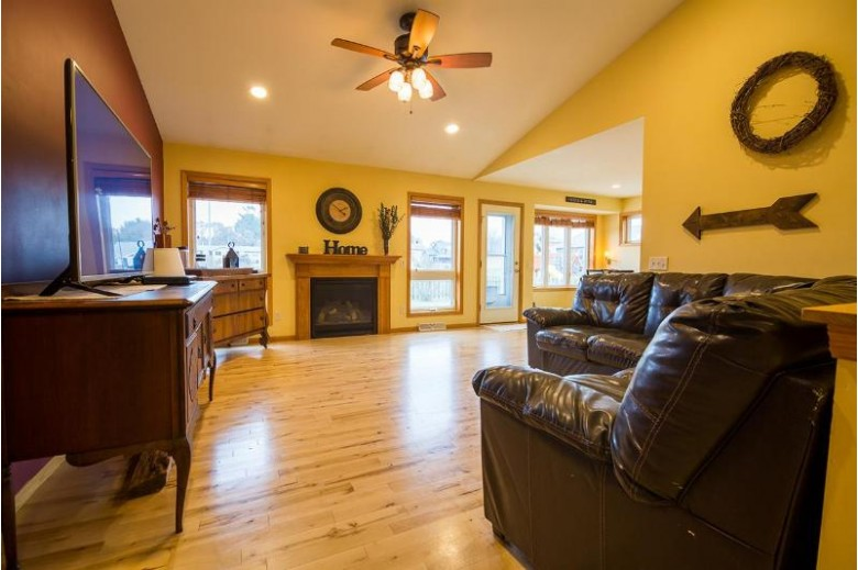 106 E 4th St, Mazomanie, WI by First Weber Real Estate $274,900