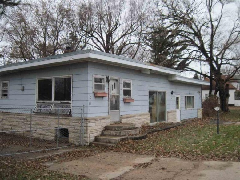 301 N Main St, Adams, WI by Whitemarsh Realty Llc $29,900