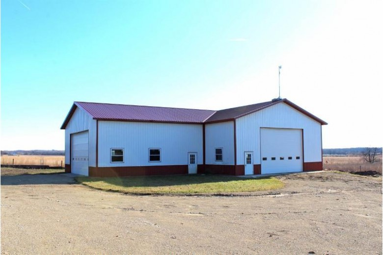 15127 W Carroll Rd, Brodhead, WI by First Weber Real Estate $284,900
