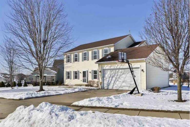 736 Water Tower Dr, Marshall, WI by Stark Company, Realtors $299,900