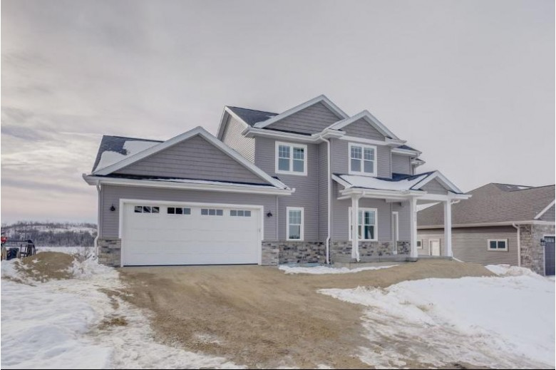 6265 Stone Gate Dr, Fitchburg, WI by Coldwell Banker Success $438,671