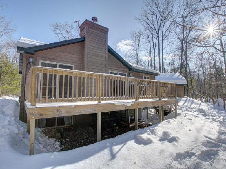 2857 Oberland Ln, Lac Du Flambeau, WI by Re/Max Northwoods $154,900