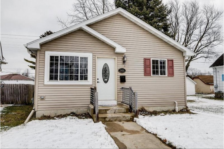 3825 14th Ave, Kenosha, WI by Redfin Corporation $157,000
