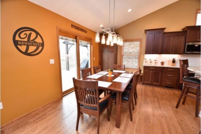 417 Fritz Way, Mukwonago, WI by Shorewest Realtors, Inc. $494,900