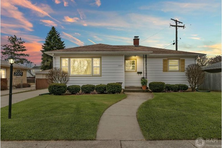 2005 35th Pl, Kenosha, WI by Berkshire Hathaway Home Services Epic Real Estate $174,900