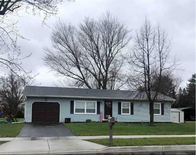 121 Oak St, Pardeeville, WI by Sold By Realtor $190,000