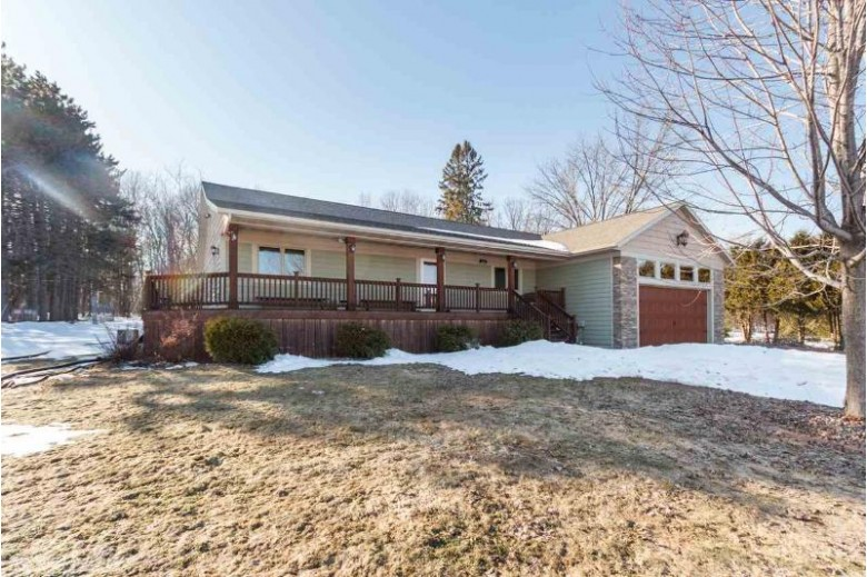 238980 County Road W, Wausau, WI by Coldwell Banker Action $239,900