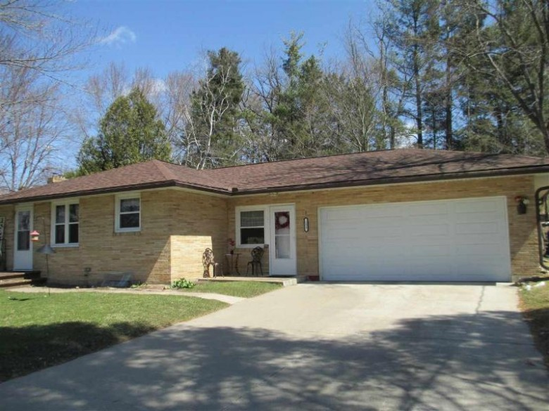 152 South Street, Amherst, WI by Coldwell Banker The Real Estate Group $159,900