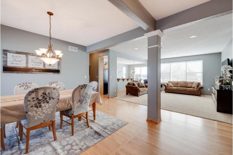 191 E Farmstead Dr, Slinger, WI by Leitner Properties $375,000