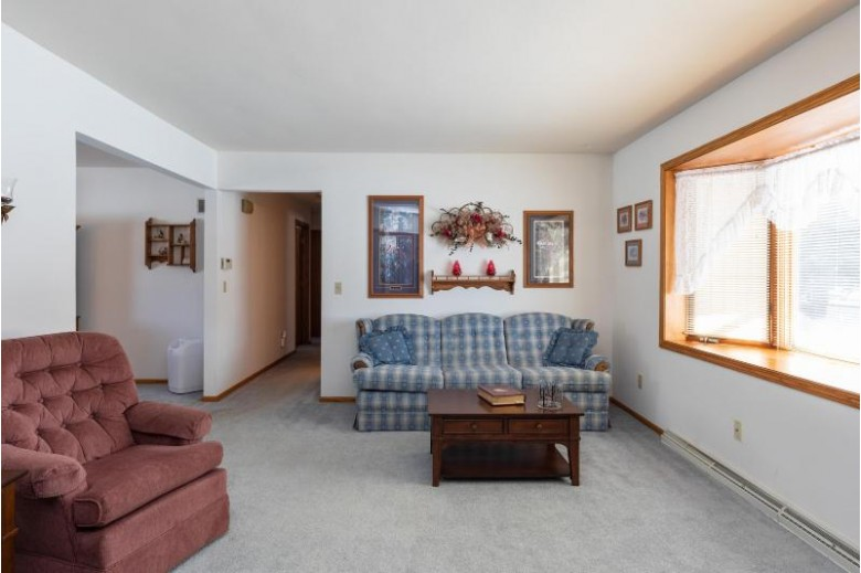 1958 Davids View W, West Bend, WI by Coldwell Banker Realty $269,900