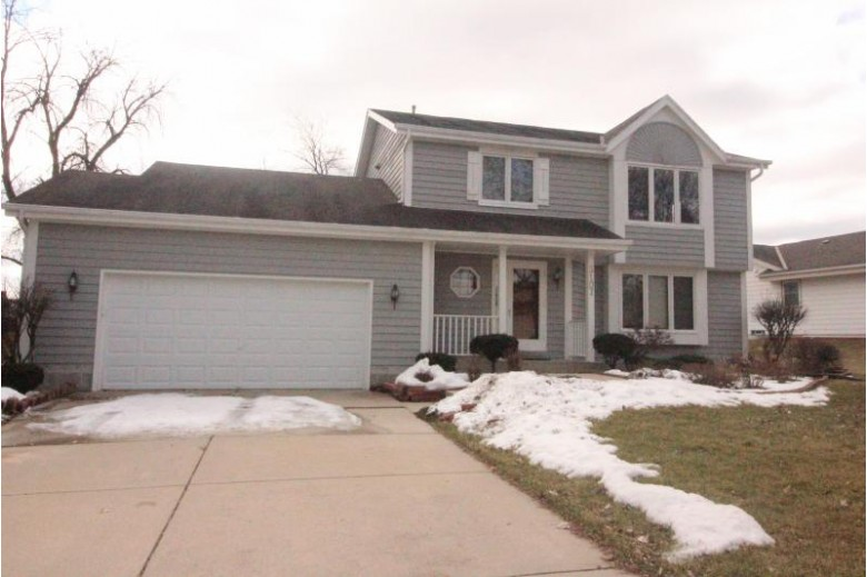 3107 W Thorncrest DR, Franklin, WI by Any House Realty Llc $335,000