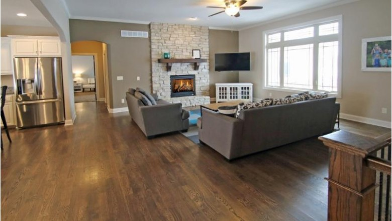 1395 American Eagle Dr, Slinger, WI by Shorewest Realtors, Inc. $414,900