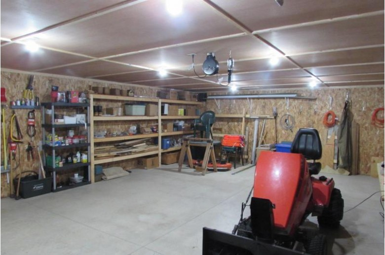 8863 Half Moon Lake Rd, Pound, WI by Bigwoods Realty Inc $119,900