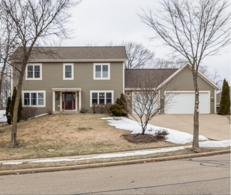 130 Upper Woodford Cir, West Bend, WI by Coldwell Banker Realty $349,000