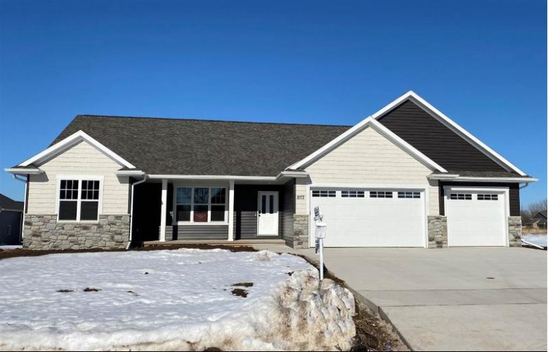 2177 Trellis Drive, De Pere, WI by Coldwell Banker Real Estate Group $299,900