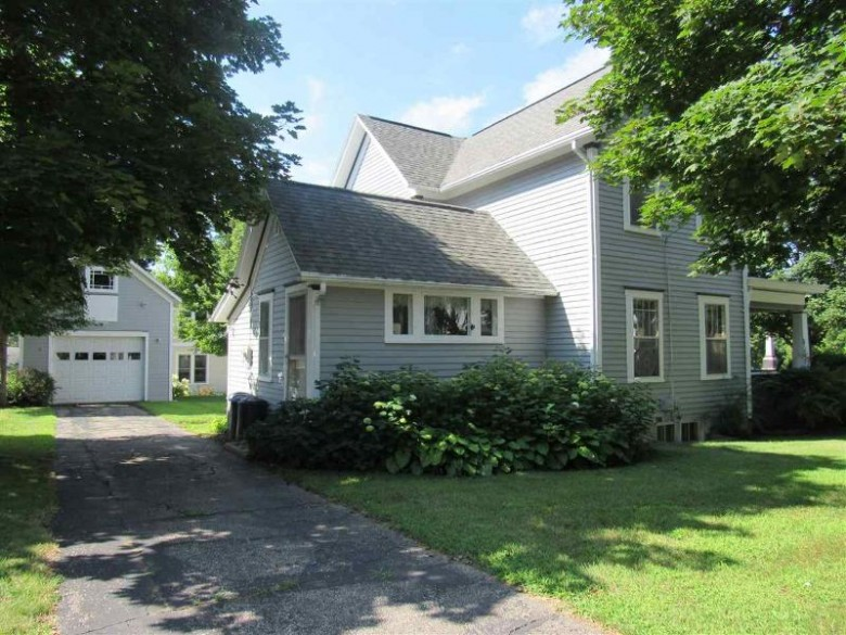 122 N Church Street, Berlin, WI by First Weber Real Estate $139,980