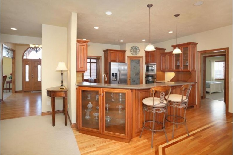 W10246 Gilwin Lane Hortonville, WI 54944 by Coldwell Banker Real Estate Group $499,900