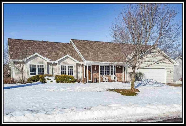 N1599 Evening Star Drive, Greenville, WI by RANW Non-Member Account $275,500