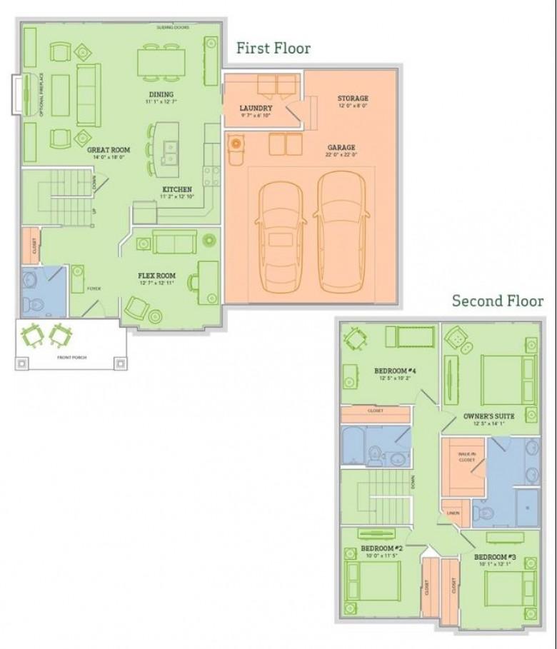 5615 Levitan Ln, Madison, WI by Stark Company, Realtors $349,000