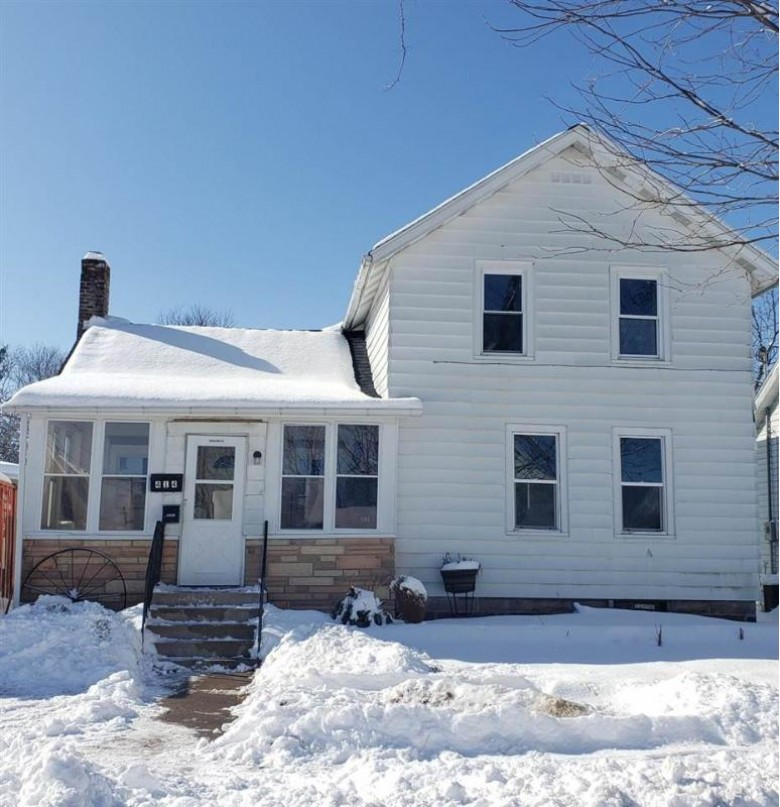 414 Lake St Baraboo, WI 53913 by First Weber Real Estate $109,900