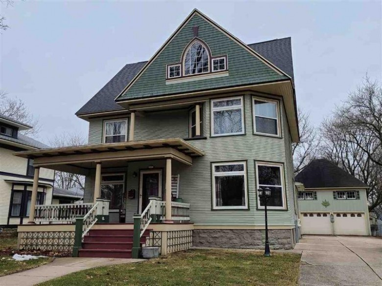 125 Garfield Ave, Evansville, WI by Century 21 Affiliated $303,000